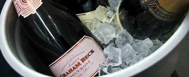 Graham Beck Champagne