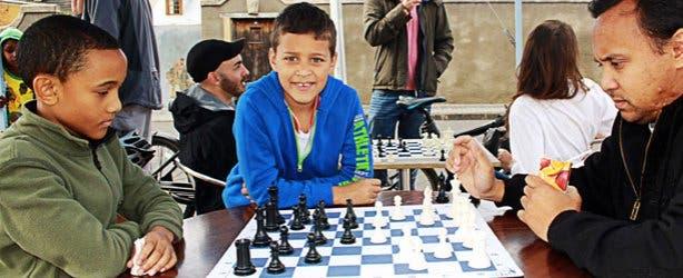 Kids Chess Club Lessons Social Initiatives