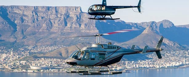 NAC Helicopter Cape Town Tours & Flights