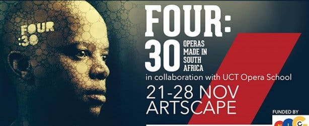 Four:30 Operas at the Artscape Theatre