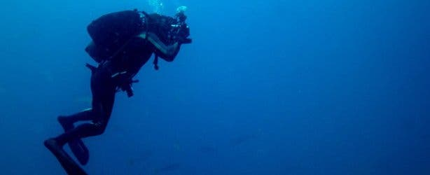 Fisheries Biologist Michael Markovina