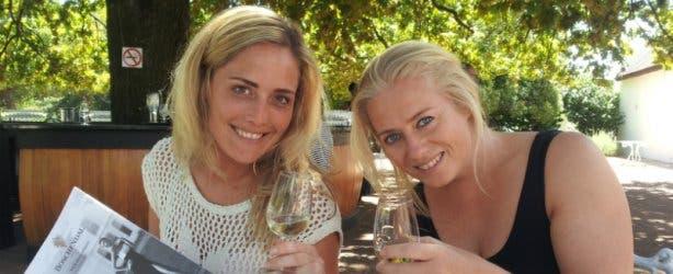 Wijnproeven in Kaapstad