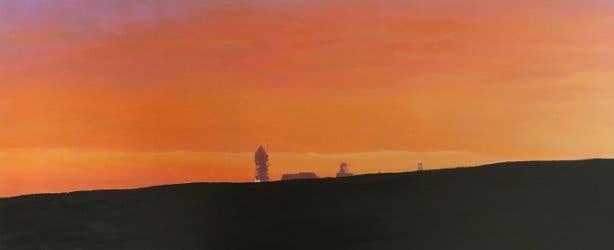 Thomas Cartwright Painting Heavy Mittal