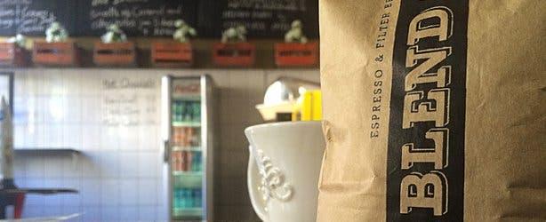 The Blend Coffee Bean East City
