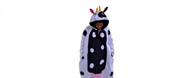 aFREAKa Clothing Cow Onesie