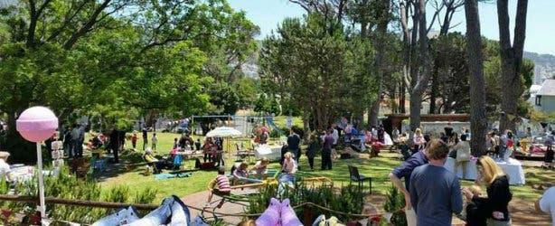 Deer Park market Cape Town