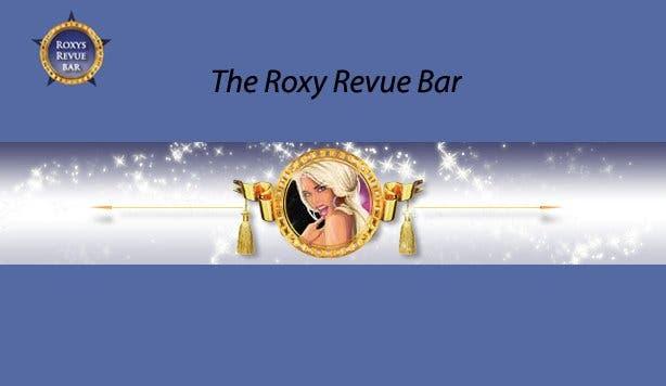roxy revue bar logo