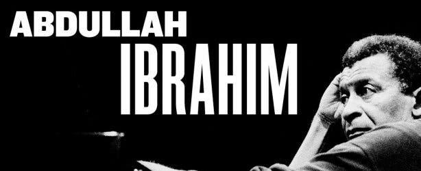 Abdullah Ibrahim Concert