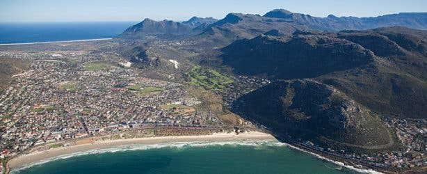 NAC Helicopter Tour Noordhoek Beach