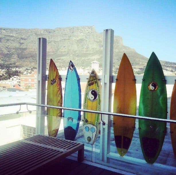 surfboards cape town