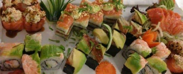 Nuri Sushi Factory Sushi 2