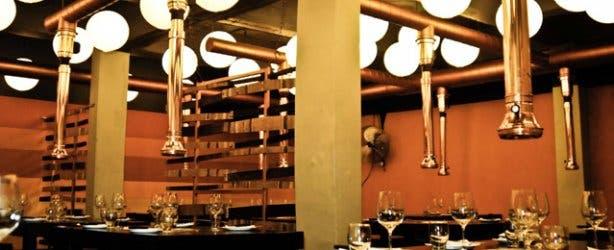 Galbi restaurant cape town city centre interior