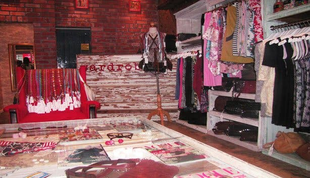 Kloof Street wardrobe