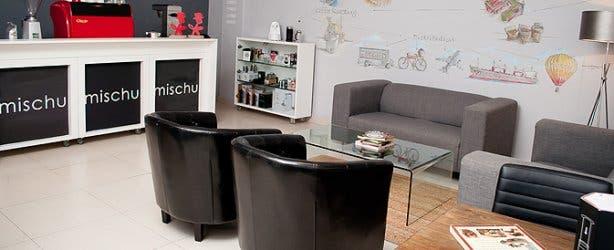mischu coffee showroom academy