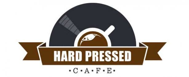 Hard Pressed Cafe Logo