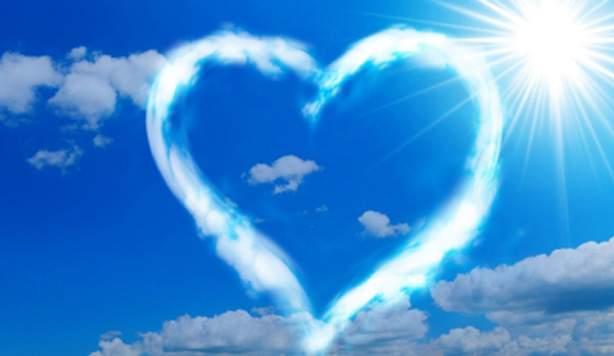 summer sky heart  fl