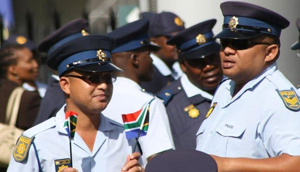 South African Police 2