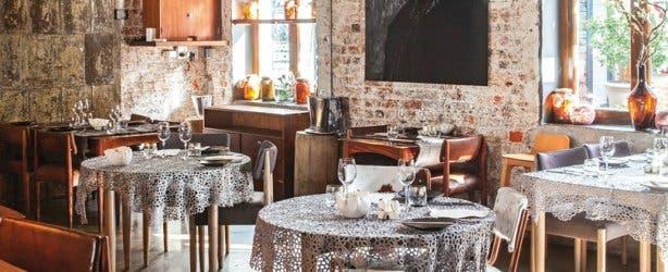 Test Kitchen restaurant Kaapstad
