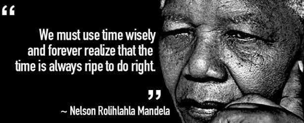 Nelson Mandela Quote 03