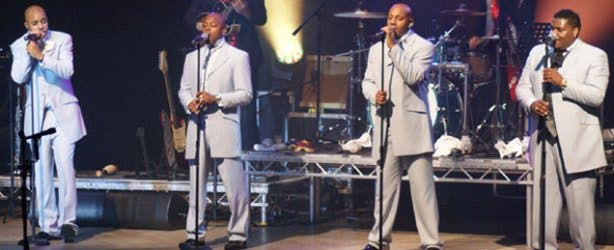 The Drifters Concert South Africa