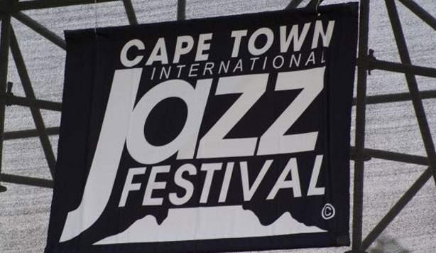 cape town jazz festival logo