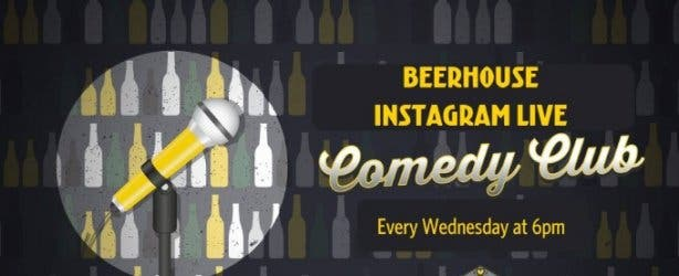 Beerhouse comedy club