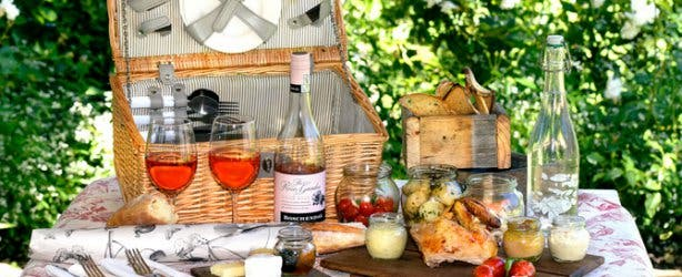 Boschendal Wine Estate Picnics in Franschhoek