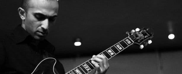 Reza Khota jazz guitarist Cape Town