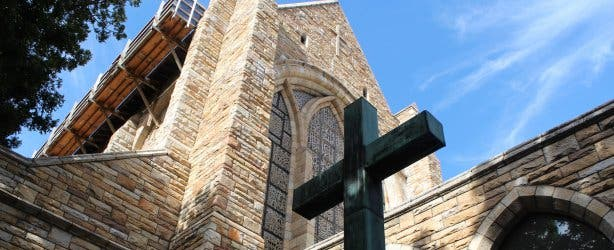 St Georges Cathedral Kapstadt Cape Town Foto: Elisabeth Thobe