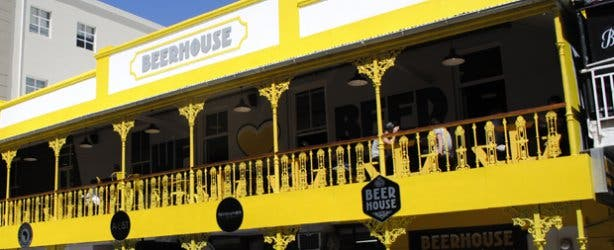 Beerhouse in Cape Town