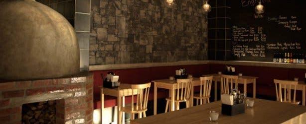 Engruna Eatery Interior