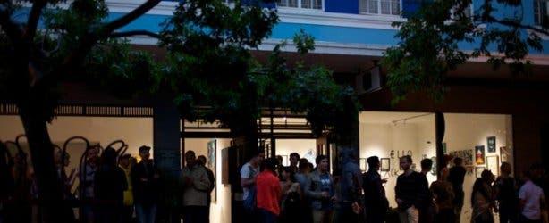 WorldArt Gallery Street Level Exhibition