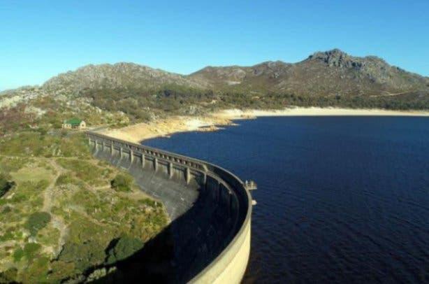 Steenbras dam
