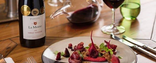 Vintage Wine and Venison - 2