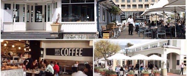 restaurants waterfront kaapstad collage