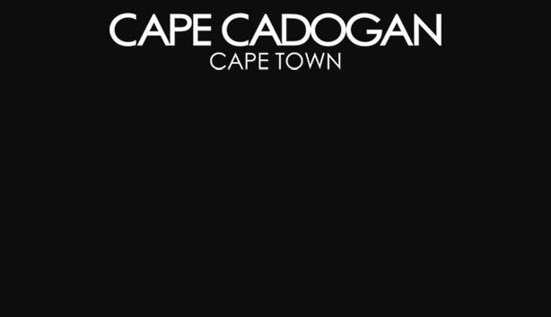 Cape Cadogan Hotel Logo