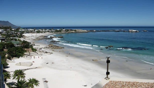 Cape Town Camps Bay View