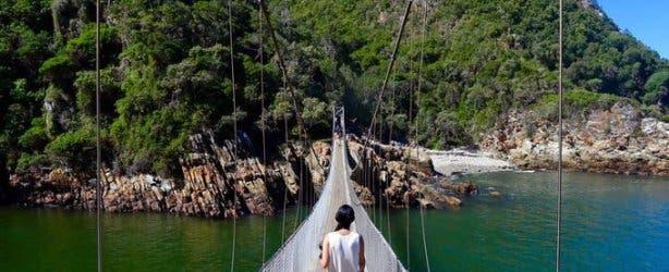 Xplore Tours CT Tstistikamma Swing Bridge