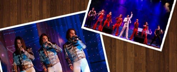 Barnyard Theatre tribute ABBA Bee Gees Queen 01