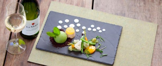 Lunch at Pierneef a La Motte Restaurant
