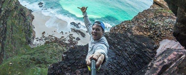Jason Steele Hiking