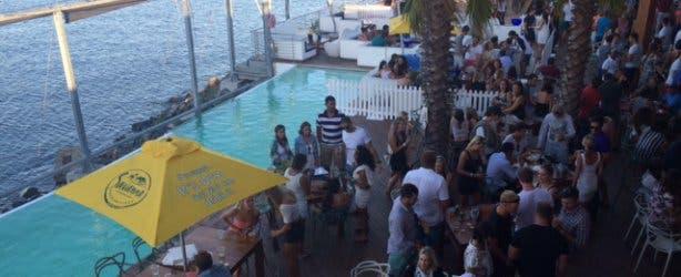 Shimmy Beach Club Kaapstad
