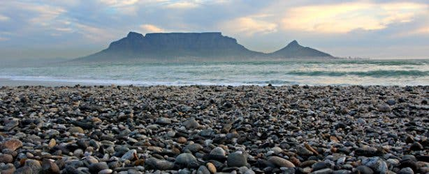 SANParks Table Mountain from Blouberg