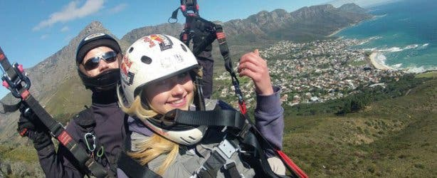 Para Taxi Tandem Paragliding Cape Town