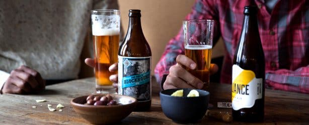 Cape Town craft beer and nibbles