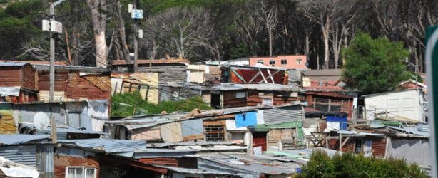 townships zuid-afrika