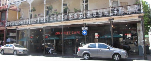 Long Street Cafe
