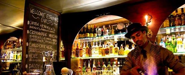 Orphanage-bartender