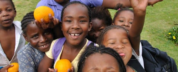 Earthchild Project Healthy Living