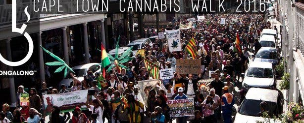 Cannabis March 2016